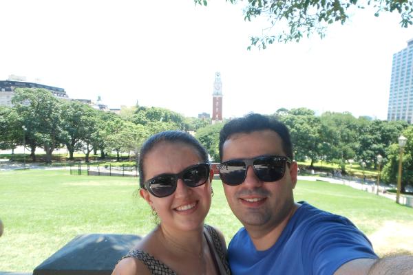 Parque San Martin - Buenos Aires - Argentina - UmTour