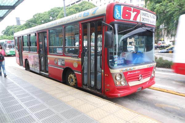 Transporte Publico - Buenos Aires - Argentina - UmTour