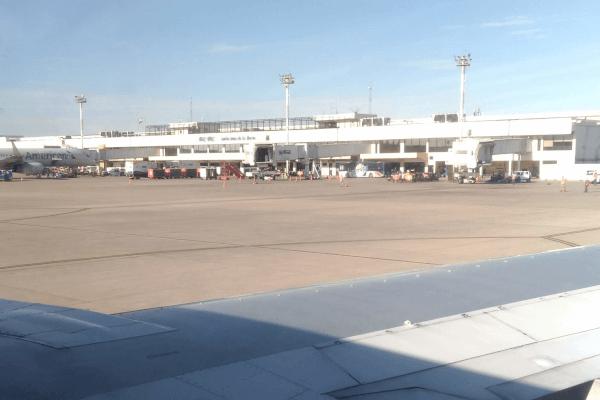 Aeroporto de El Alto, em La Paz