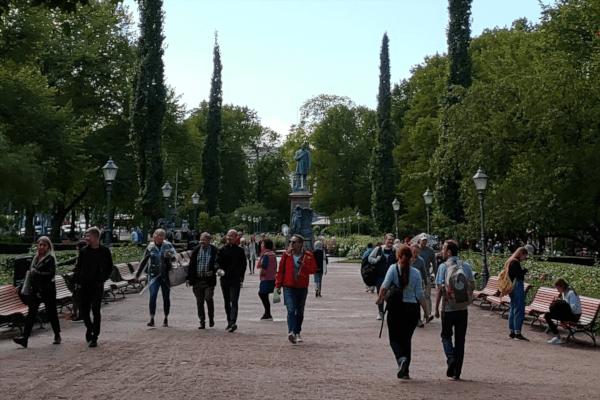 Esplanadi Helsinki - UmTour